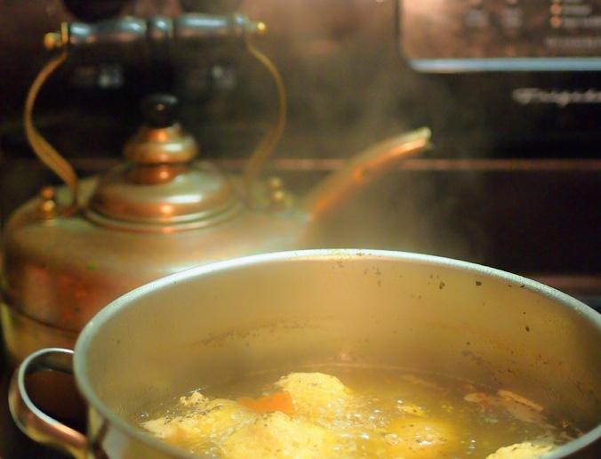 Chicken soup 1