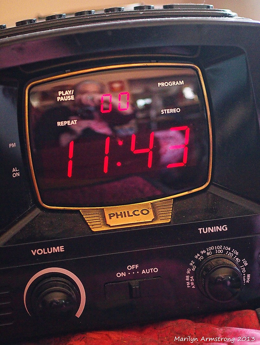 Alarm Clock Digital LR