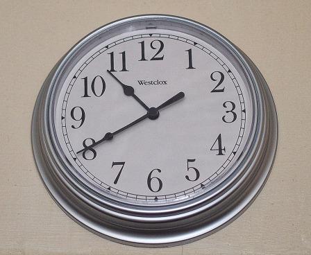 Garry's Clock