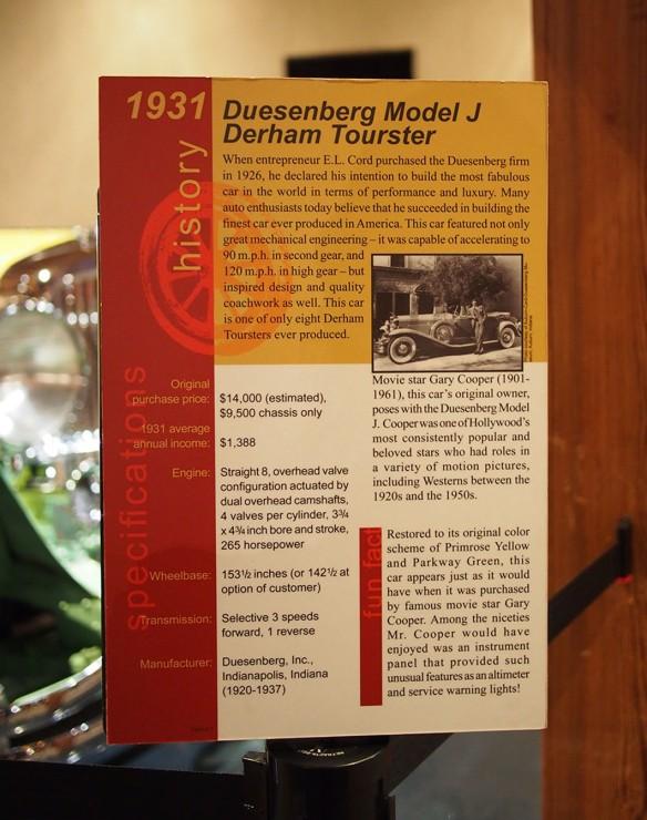 Dusenburg Info