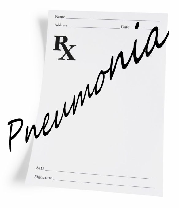 PneumoniaPrescriptionPad