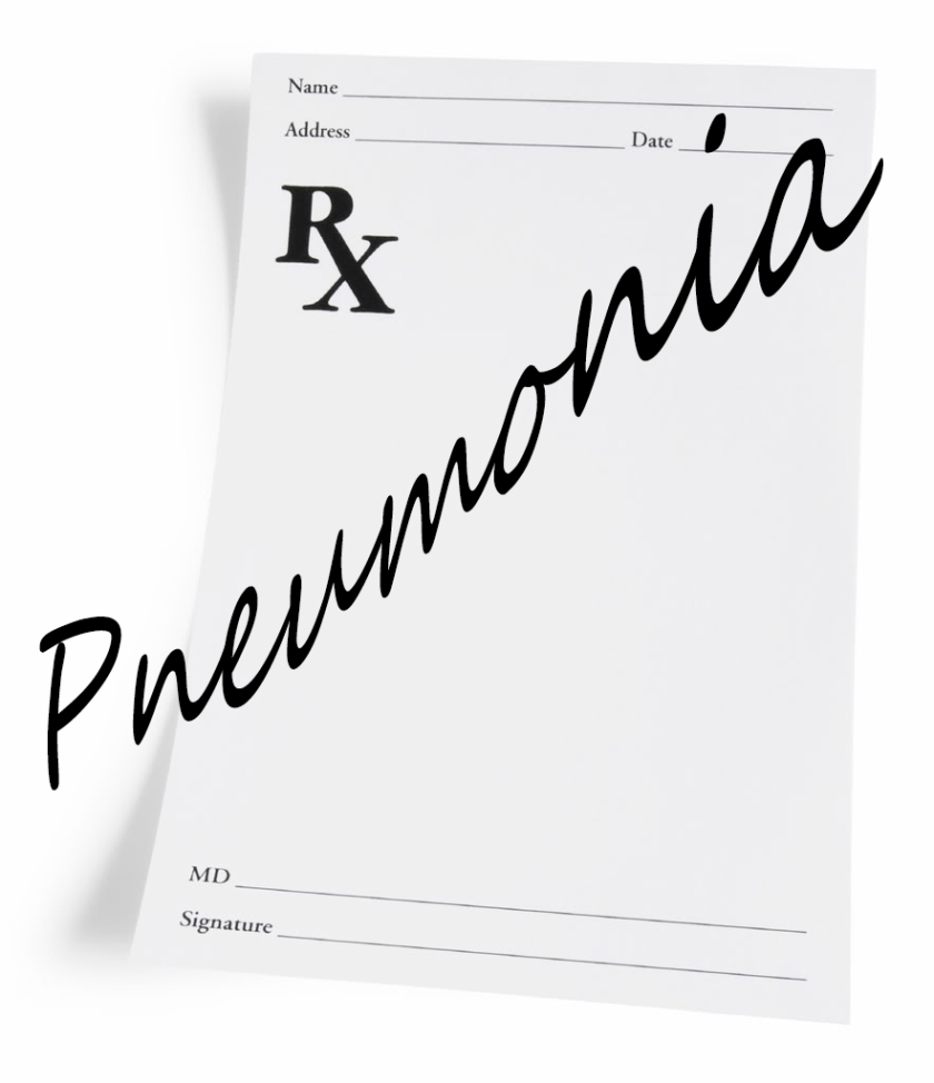 PneumoniaPrescriptionPad