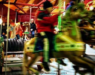 spinning carousel 11