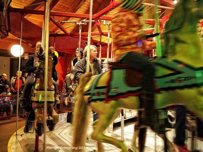 spinning carousel 7