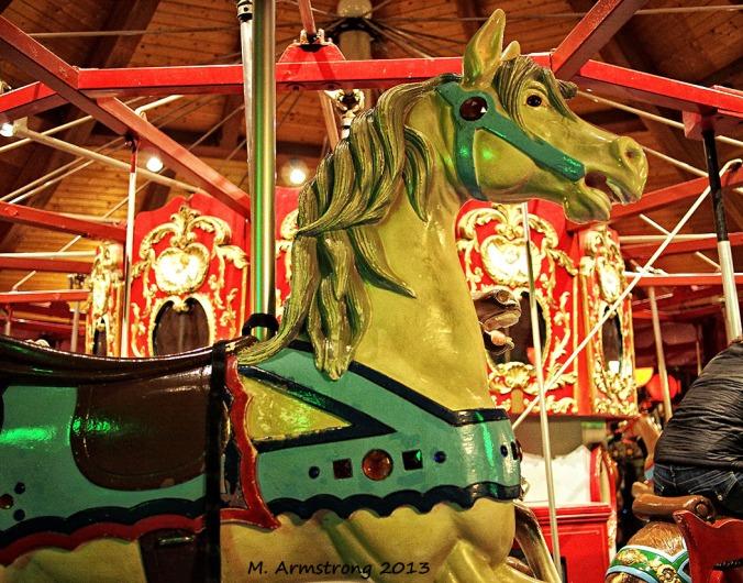 Carousel steed 33