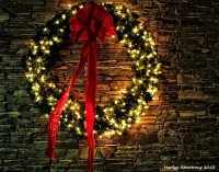 Wreath Lights