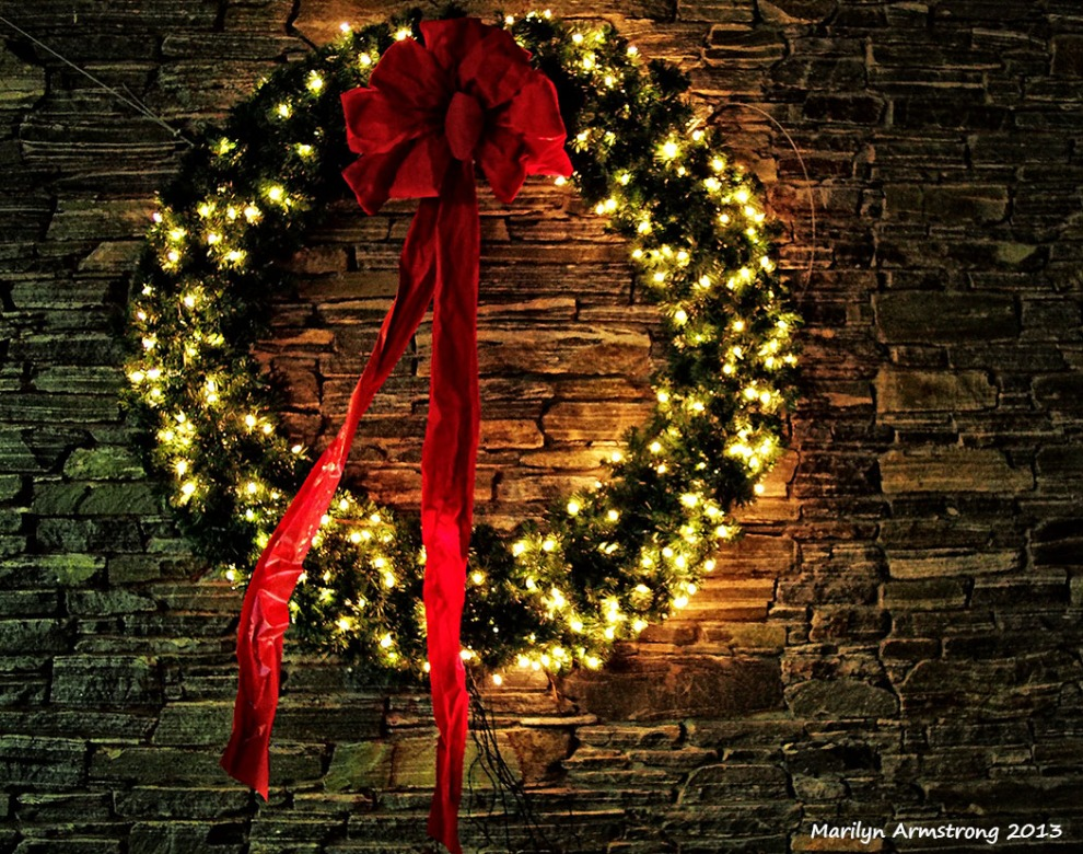 Wreath Lights