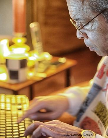 Garry Writer Xmas