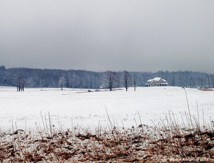 Hadley snow storm
