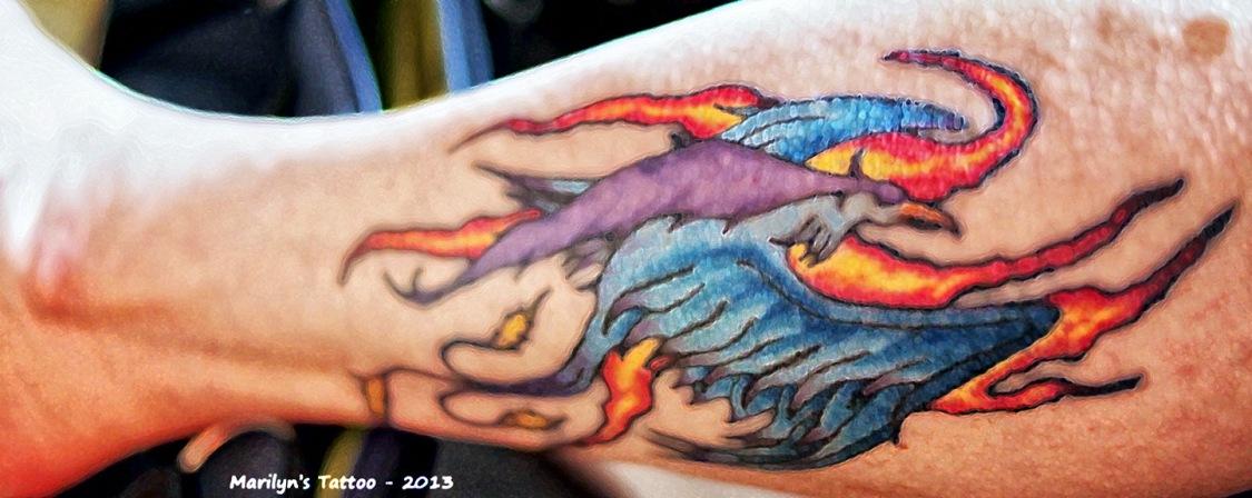phoenix tattoo me
