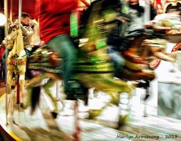 spinning carousel 14