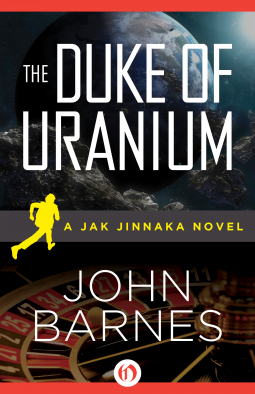DUKE OF URANIUM COVER