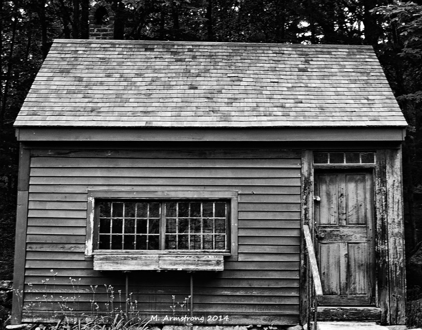 Forge House BW