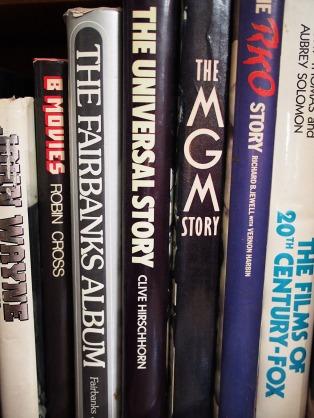 Gar Movie Books