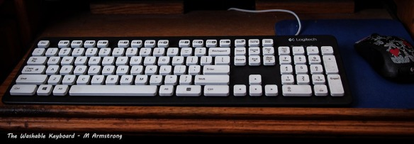logitech sealed keyboard