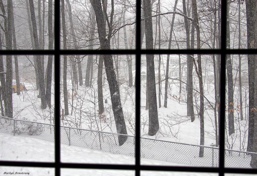 snowing hard 12