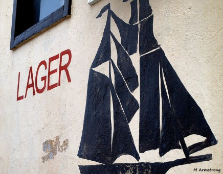 Lager Worcester Wall 50