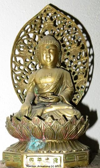 Buddha, Tibet, probably 19th or 19th century