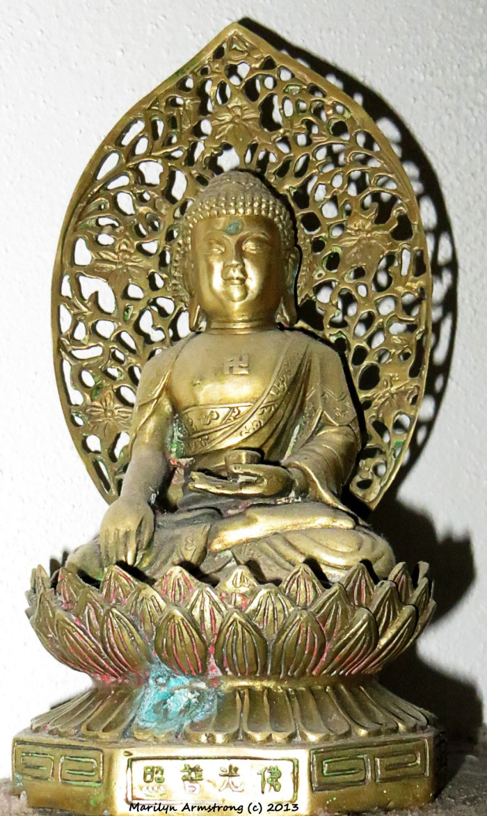 Buddha, Tibet, probably 19th century