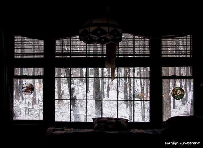 window snow 8