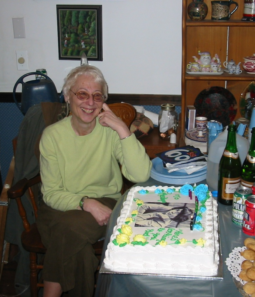 """This was one of my """"am I going to live to see another birthday"""" years. I almost didn't."""