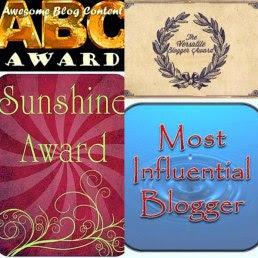 FOUR AWARDS!