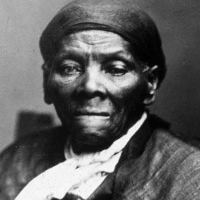 Harriet Tubman, real-life action hero