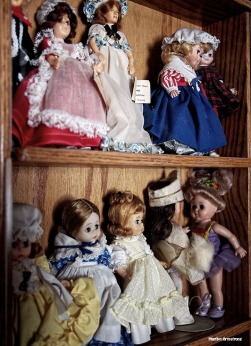 little doll cabinet