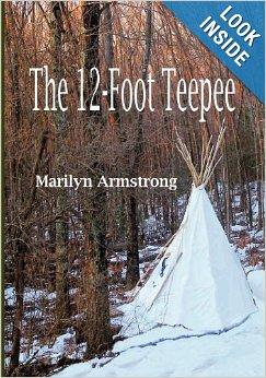 12-foot teepee Amazon