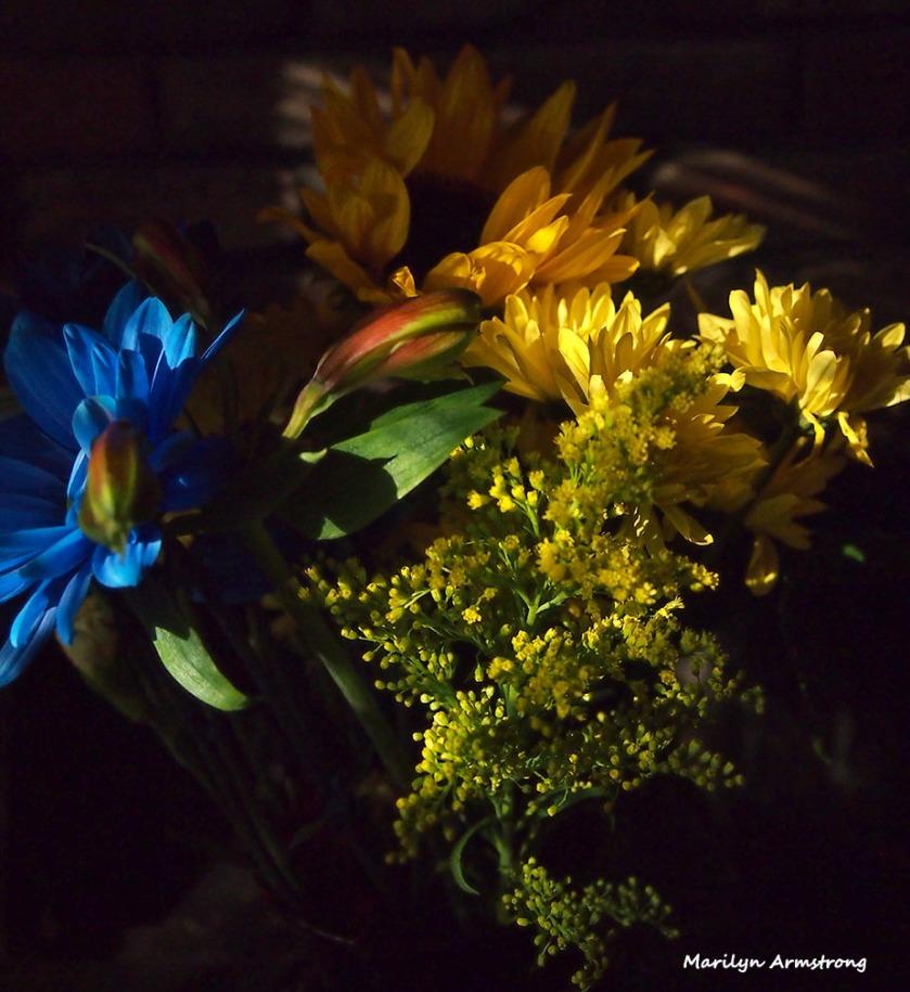 Memorial bouquet