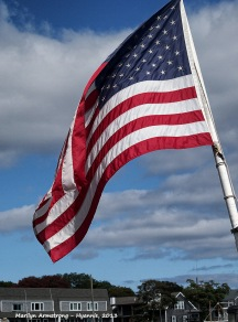Hyannis Harbor flag