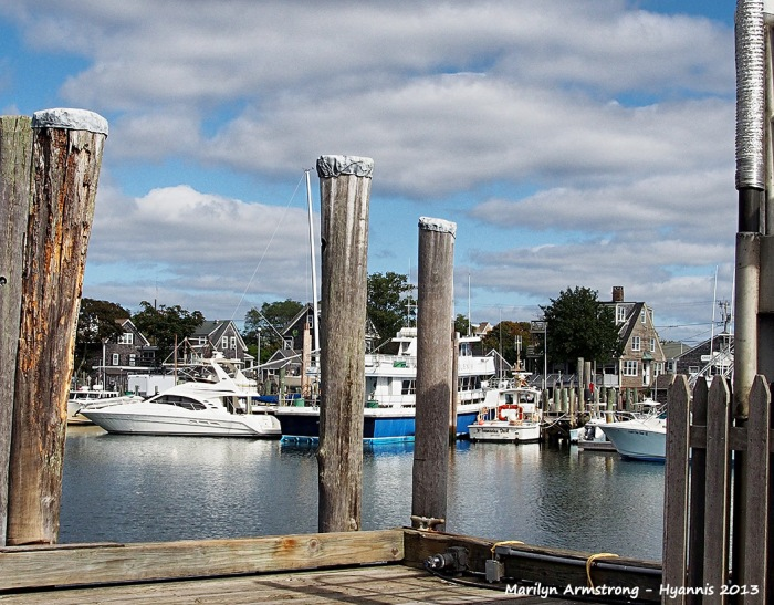 yachts hyannis harbor