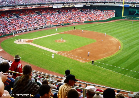 nationals in DC baseball