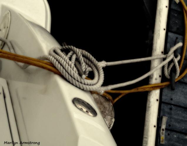 oddball marina rope