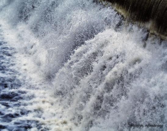 mumford dam in uxbridge