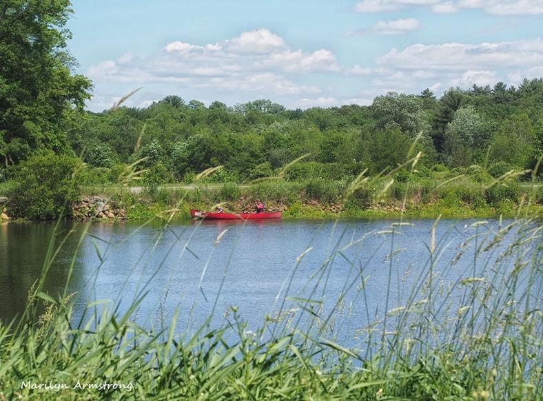 River Bend canoe