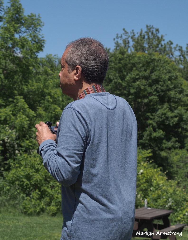 Garry at River Bend