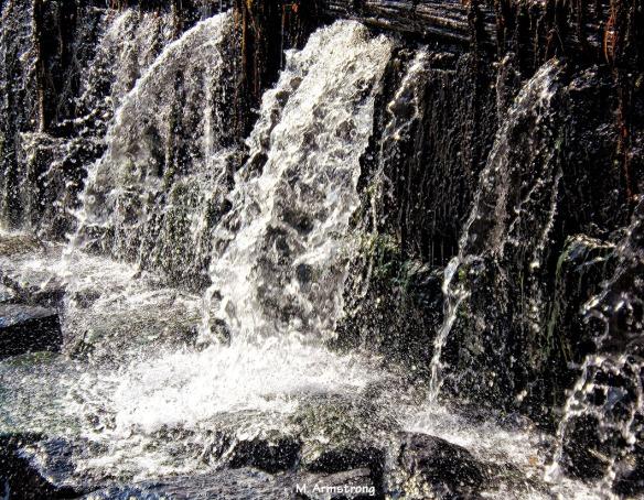 whitins dam close