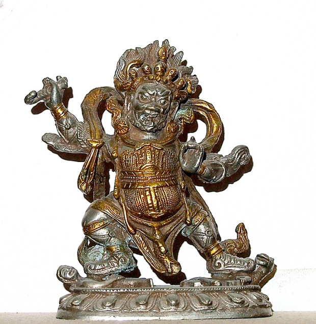 Bronze, probably Tibetan, 19th century?