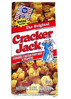Cracker jacks single box