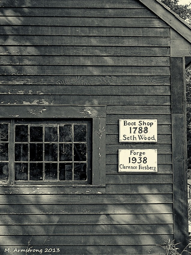 Forge House - Old wood house