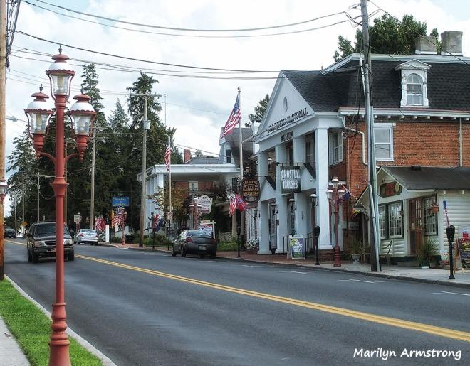 main street Gettysburg