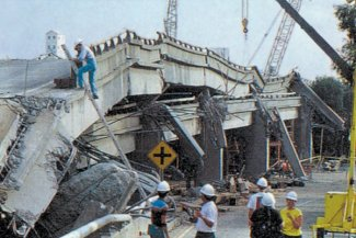 collapsed expwy SF 1989