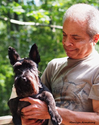 Garry and Bonnie olympus