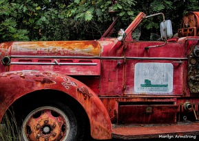 OLD NUMBER TWO FIRE ENGINE
