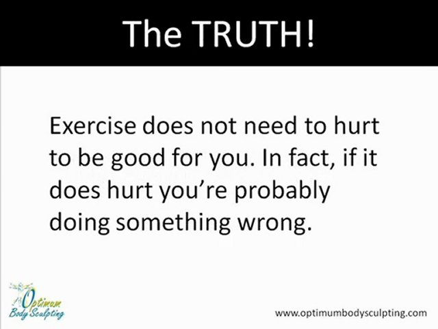 fitness-myths-no-pain-no-gain