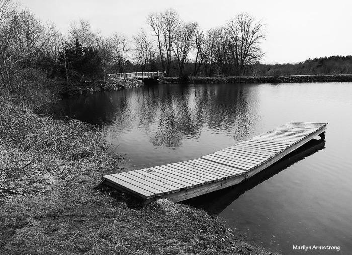 Riverbend along the Blackstone