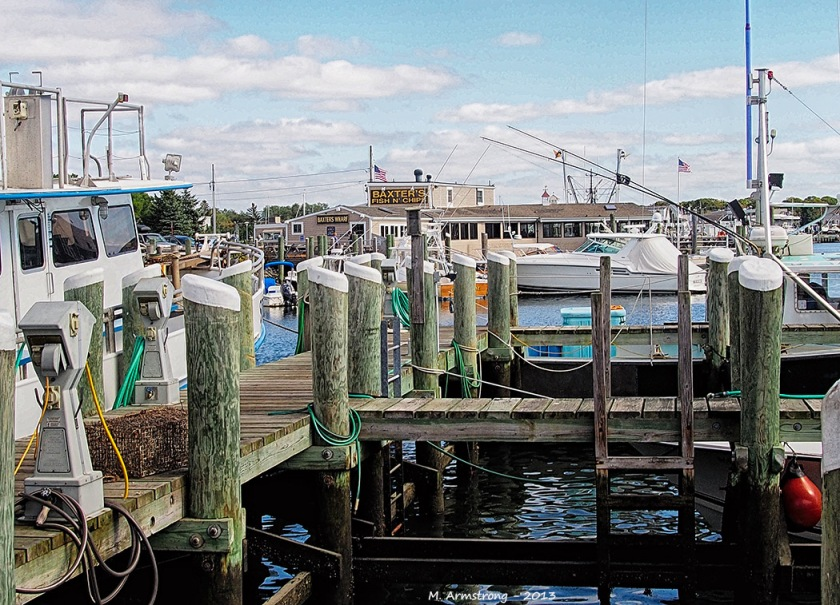 hyannis harbor docks cape cod