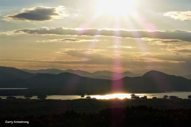 Photo: Garry Armstrong - Attean View, Jackman, Maine