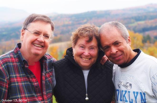 Bob, Beatrice, Garry, Vermont